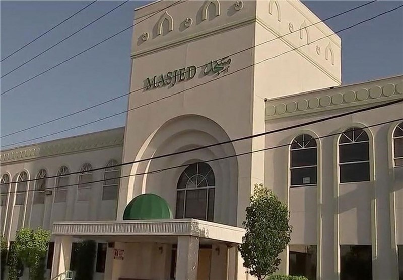 مسجد مسلمانان در آمریکا