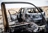 Haşdi Şabi IŞİD'e Ait Bir Kervanı Yok Etti