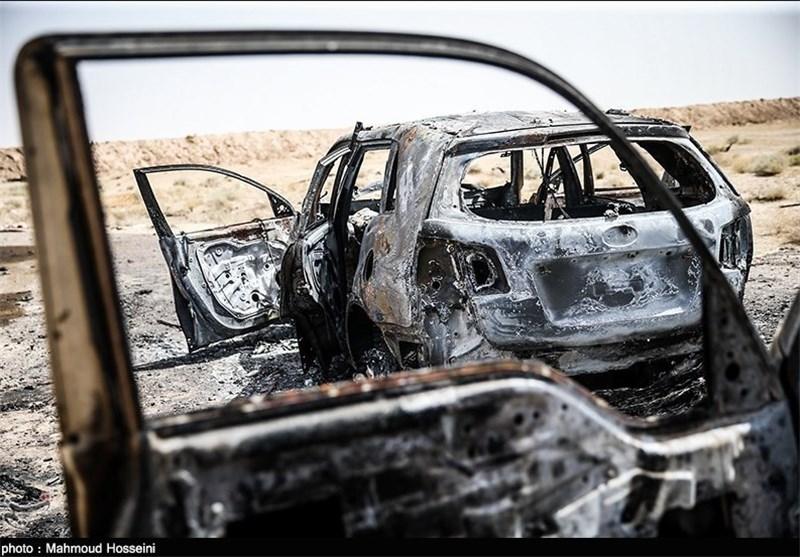کاروان داعش در الانبار