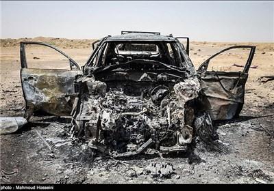 القضاء على رتل داعش فی الفلوجة