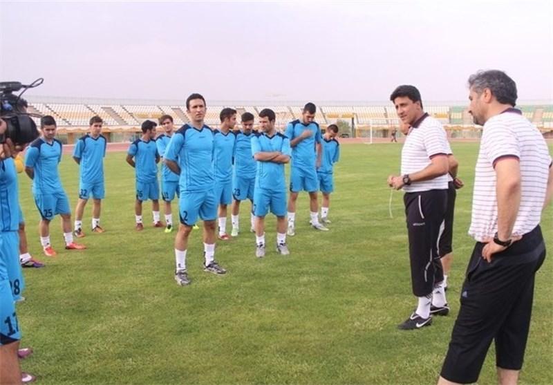 صمد مرفاوی، تمرین صبا