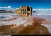 105 میلیون متر مکعب پساب تصفیه شده فاضلاب به دریاچه ارومیه منتقل میشود