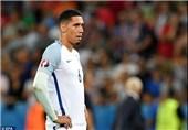 فوتبال جهان| اعتراف کریس اسمالینگ به دلخوری از گرت ساوتگیت