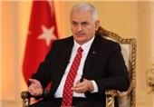 پیام تسلیت نخست وزیر ترکیه به دولت و ملت ایران