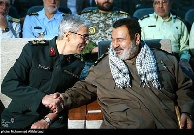 اللواء محمد باقری یستلم مهامه
