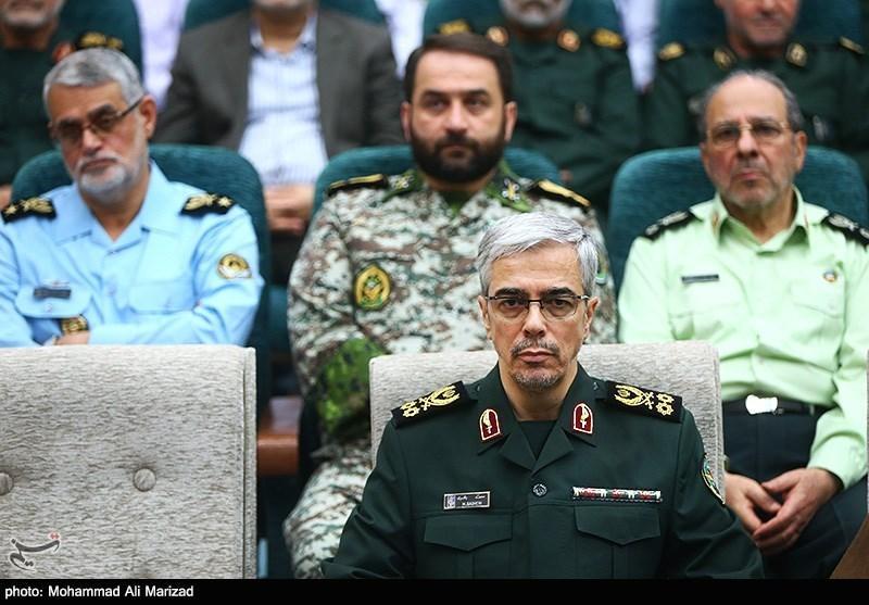 مراسم تودیع و معارفه رئیس ستاد کل نیروهای مسلح