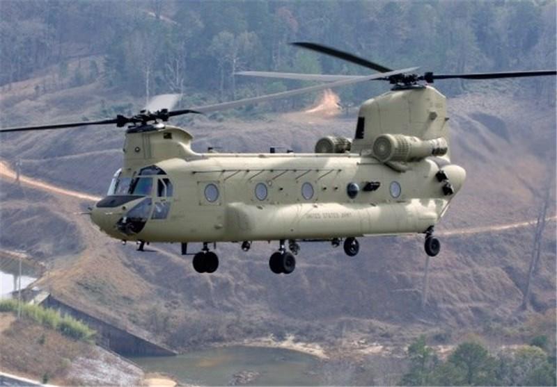 امریکی ہیلی کاپٹروں کی داعش کے زیر قبضہ علاقوں میں لینڈنگ/ عراق: خاموش نہیں رہیں گے