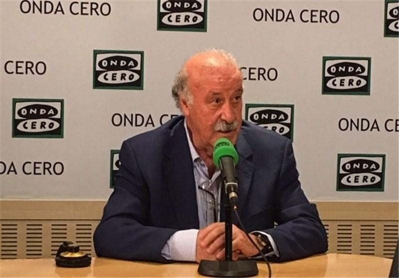 انتقاد دلبوسکه از رونالدو به خاطر اظهاراتش پس از فینال لیگ قهرمانان