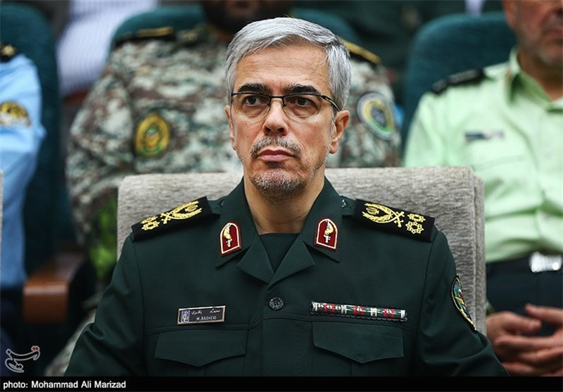 Image result for سرلشکر محمد باقری