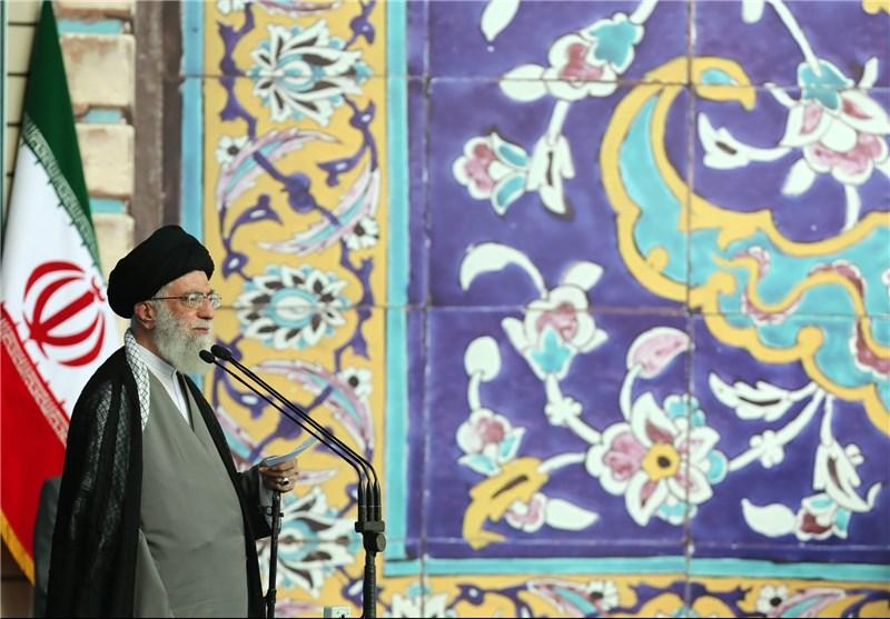 İslam İnkılabı Rehberi'nin Bayram Namazı'ndaki KonuŞması
