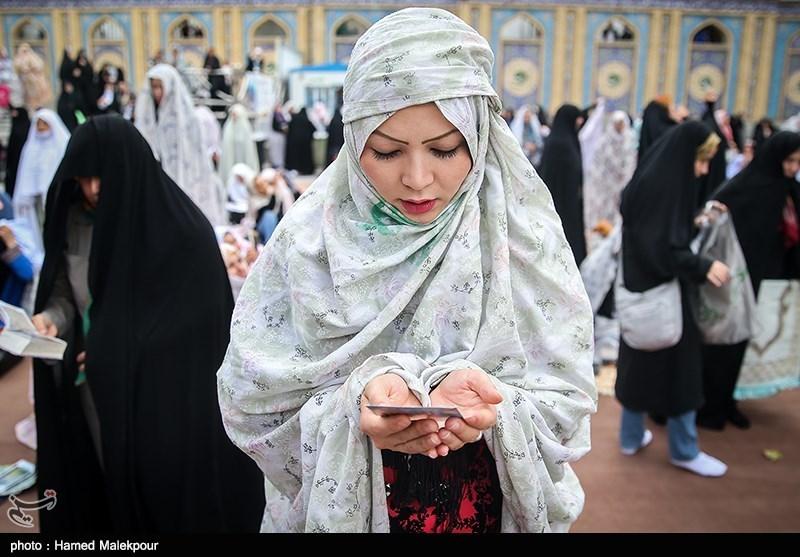 تصاویر: نماز عید فطر در سراسر ایران,سوژه های نماز عید فطر,گلچین عکس های نماز عید فطر,عکس های جالب از نماز عید فطر