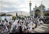 بقاء متبرکه ضامن حیات معنوی تشیع در ایران هستند/ ایران میزبان 10 هزار و 600 امامزاده است