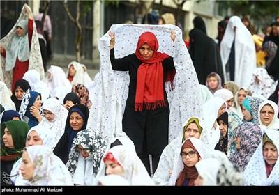 صور مختارة لصلاة عید الفطر فی إیران الإسلامیة