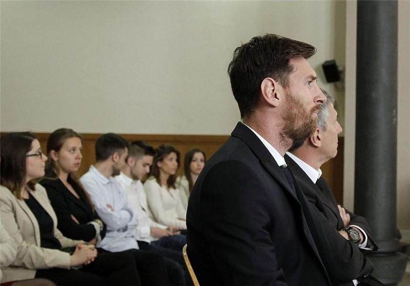 السجن 21 شهرا لمیسی بتهمة التهرب الضریبی