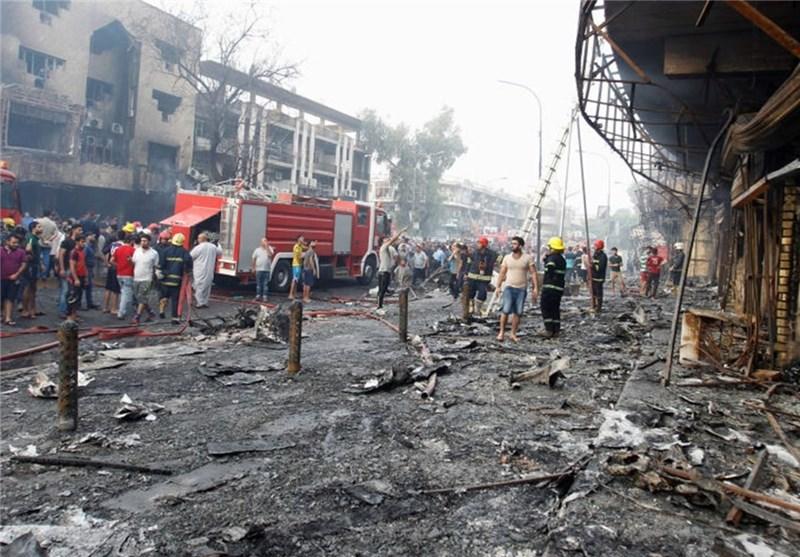 شمار کشتهشدگان انفجار الکراده بغداد به 324 نفر رسید