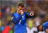 گریزمان بهترین بازیکن یورو 2016 شد