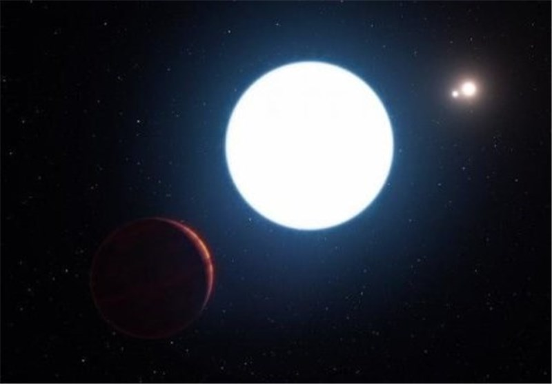 Astronomers Detect Giant Planet Orbiting Dead Star