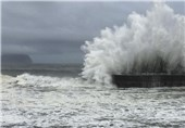 Powerful Typhoon Slams into Taiwan, Killing 2, Injuring 66