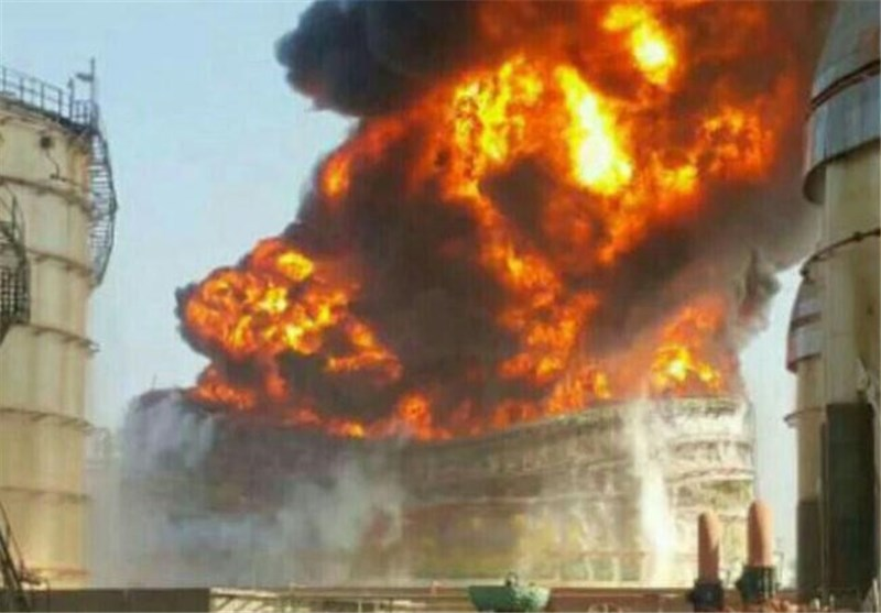 Fire-hit petchem plant to resume operation within weeks