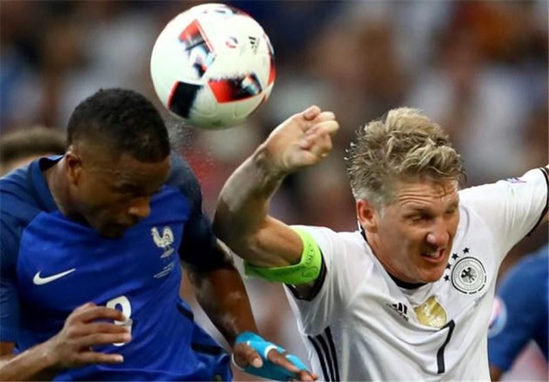 بازی آلمان و فرانسه