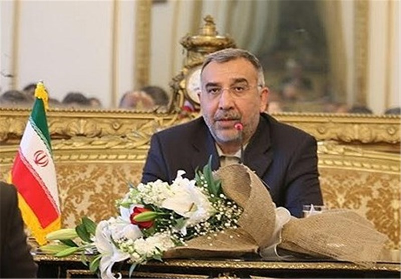Developing Ties with Neighbors, Iran's Principled Policy: Envoy