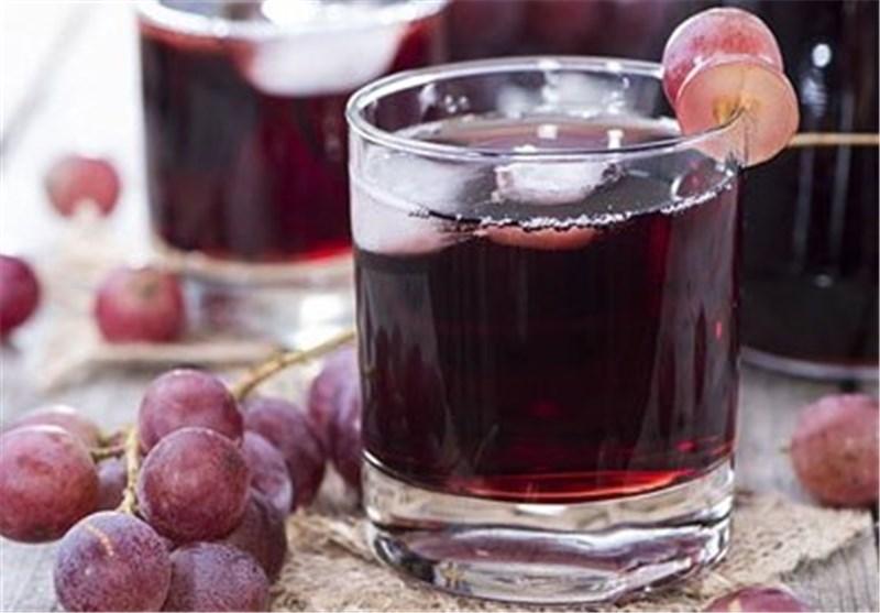 دلایل خوب برای مصرف انگور قرمز