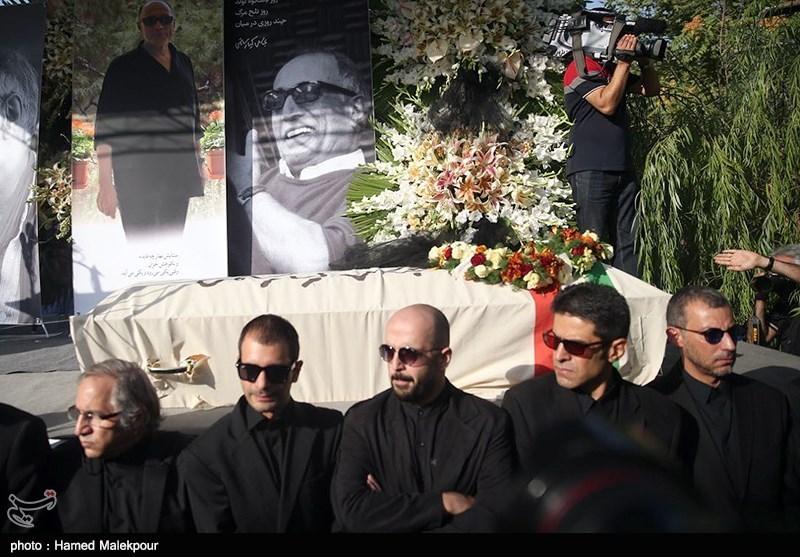 139504200933358998100524 مومیایی کردن بدن عباس کیارستمی و حاشیه های دلیل مومیایی کردن بدنش