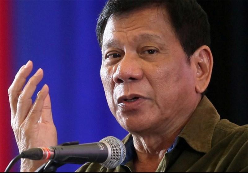 رئیس جمهور فیلیپین خواستار خروج نظامیان آمریکایی تا 2 سال آینده شد