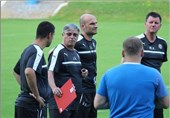 قلم قرمز کرانچار روی نام کریمی در اولین بازی لیگ قهرمانان اروپا
