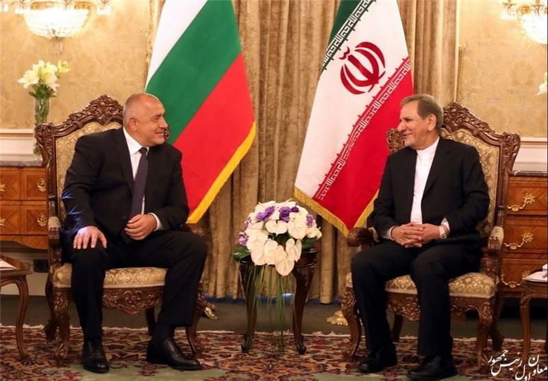 Iran Can Meet Part of Europe's Energy Needs: VP
