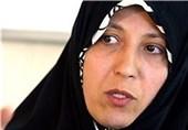 فاطمه هاشمی: روحانی هیچ شباهتی به پدرم ندارد