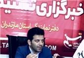 بهمن صفری رئیس هیئت اسکواش مازندران