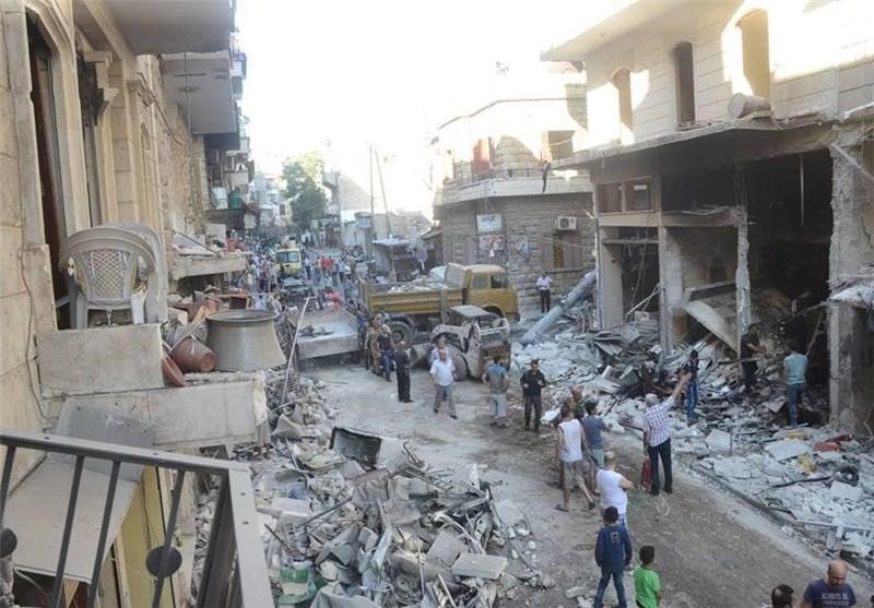 حمله به حلب