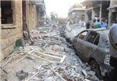 Teröristler Tarafından Halep'e Düzenlenen Bombardımanda 13 Kişi Şehit Oldu 30 Kişi De Yaralandı