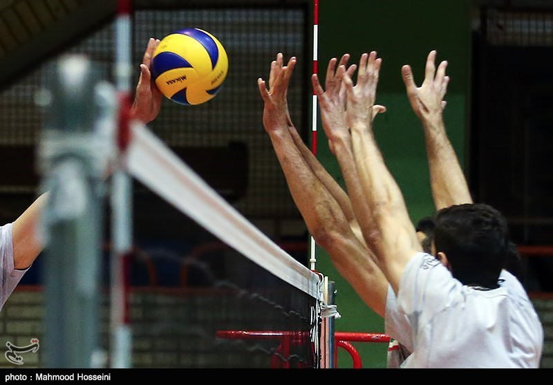 Asian U-20 Volleyball Championship: Iran Beats Hong Kong
