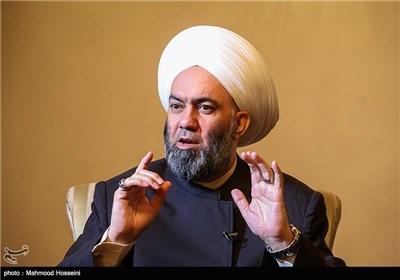 مقابلة مع رئیس جماعة علماء العراق الشیخ خالد الملا