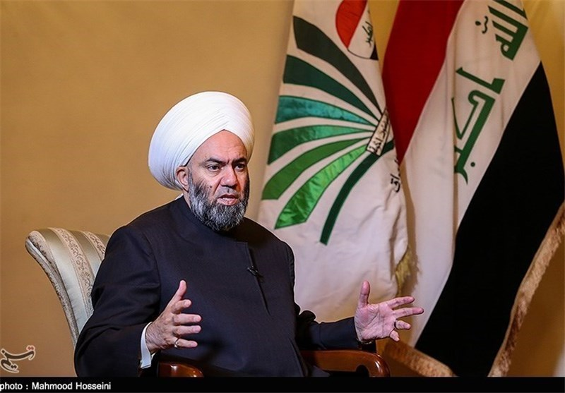 Victory over Terrorism Not Possible without Iran's Support: Iraqi Sunni Cleric