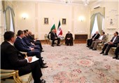 Iran's President Warns about Threat Posed by Spread of Terrorism