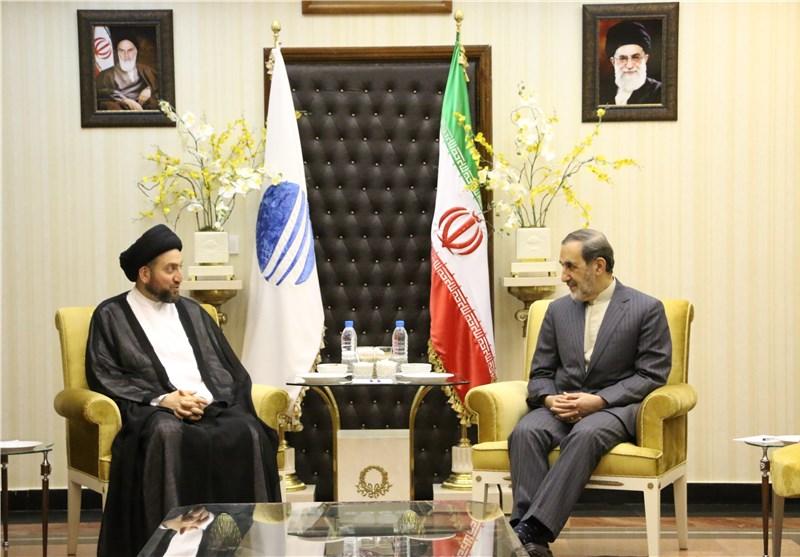 Iran's Velayati Hails Institutionalized Democracy in Iraq