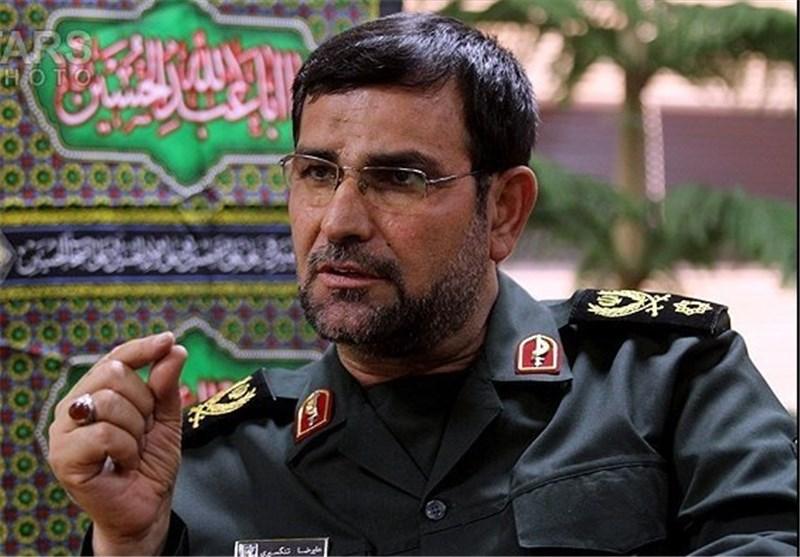 فرمانده ندسا: اشراف کاملی بر خلیجفارس و تنگه هرمز داریم؛ حضور دشمن در منطقه برای فروش سلاح است