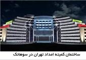 ساختمان سوهانک کمیته امداد امام به دولت فروخته شد