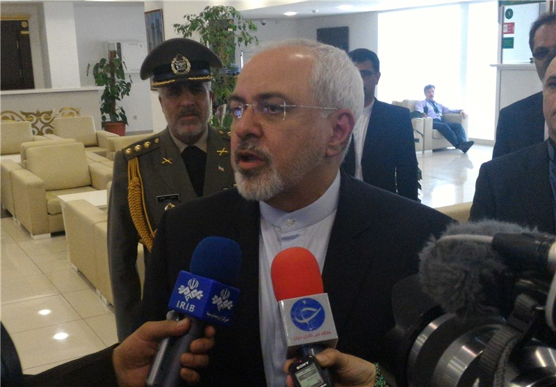 Differences Narrowing among Caspian States, Iran's FM Says