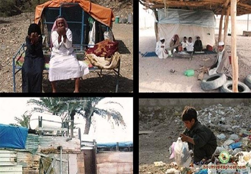 Уродливое неравенство в Саудовской Аравии.