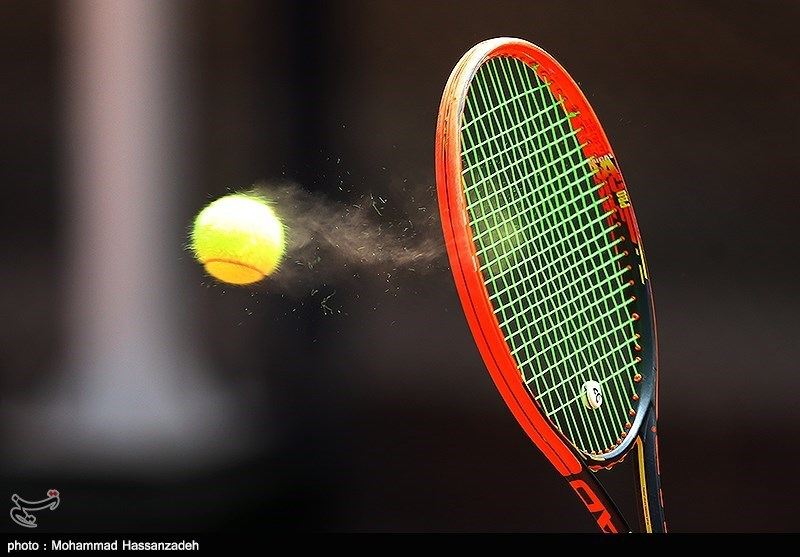 دومین روز مسابقات تنیس جام دیویس