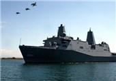 کدام ناوهای مدرن آمریکایی دوباره از قایقهای سپاه ترسیدند؟