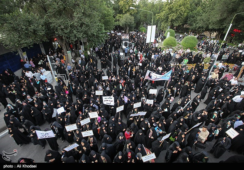 راهاندازی کمپین حجاب به مناسبت سالگرد شهدای مسجد گوهرشاد