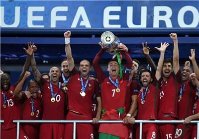 قهرمانی دراماتیک پرتغال در جام شگفتی ها