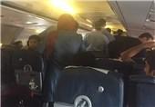 نقص فنی هواپیمای قشم ایر در آسمان قشم/فرود اضطراری بعد از یک ساعت پرواز بر فراز جزیره