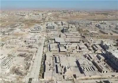تصویر جوی لمعرکة حلب