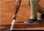 سومین روز مسابقات تنیس جام دیویس